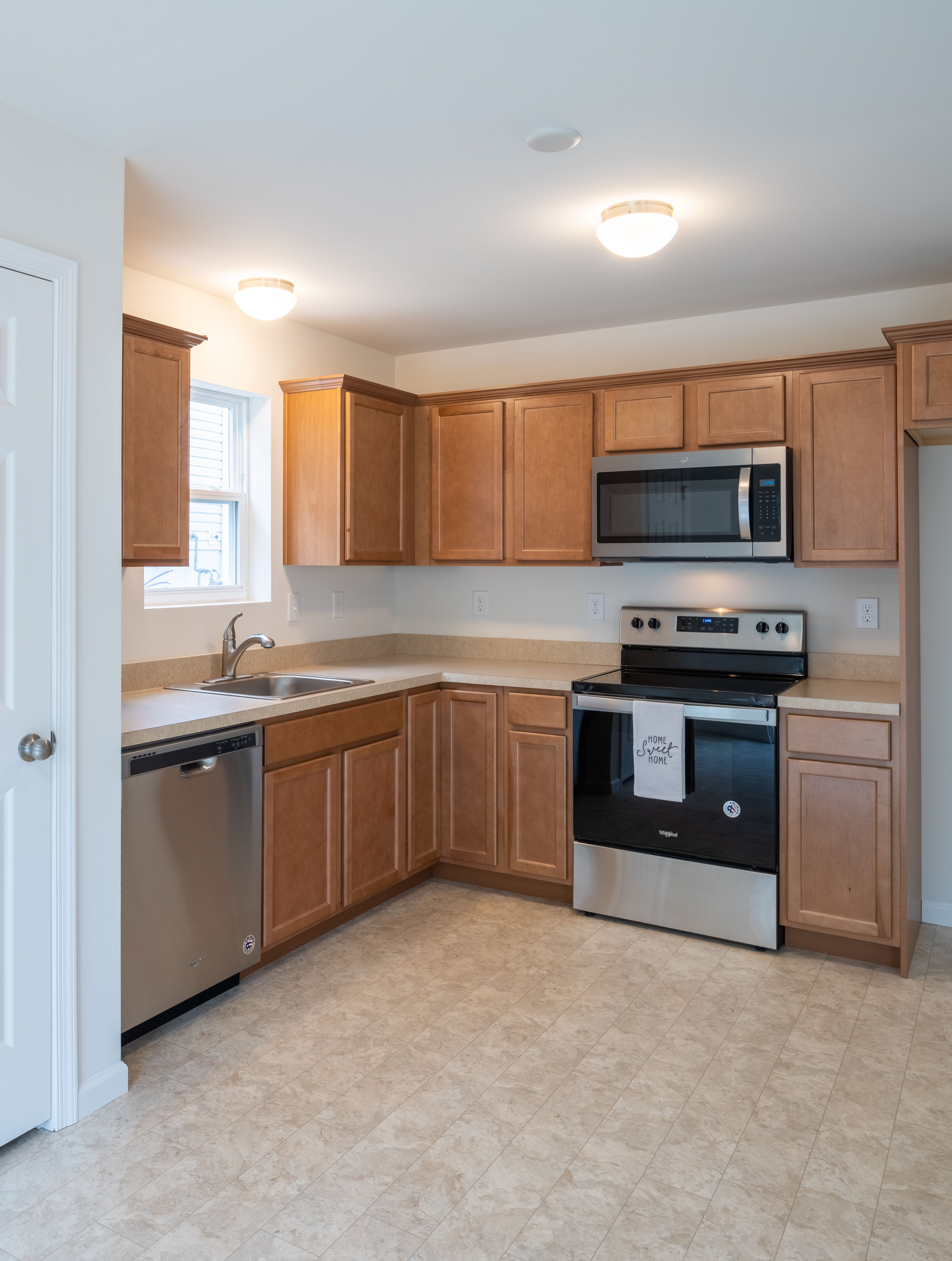 Kitchen featured in the Walnut Traditional By Keystone Custom Homes in York, PA
