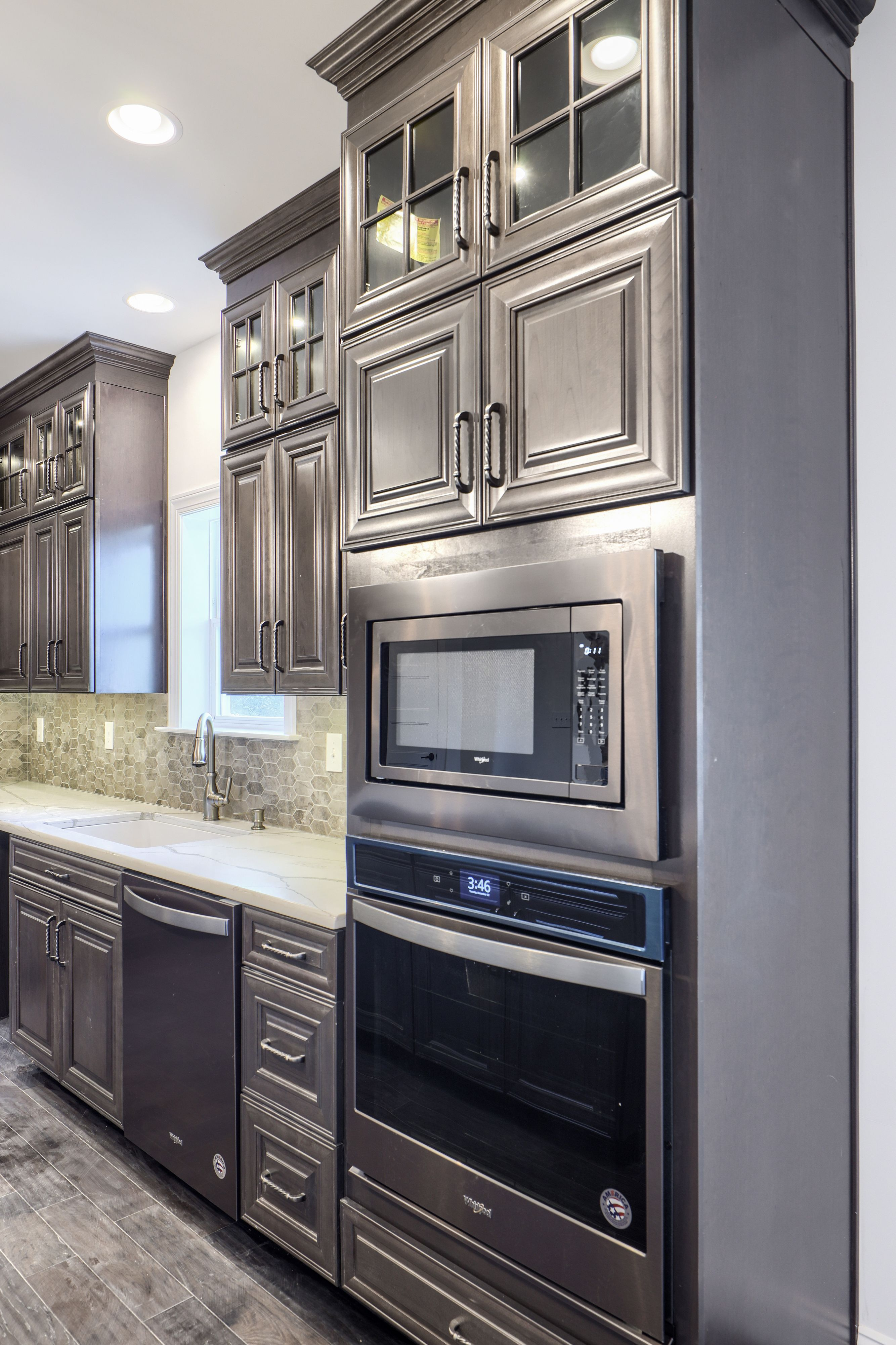 Kitchen featured in the Samson Heritage By Keystone Custom Homes in Baltimore, MD