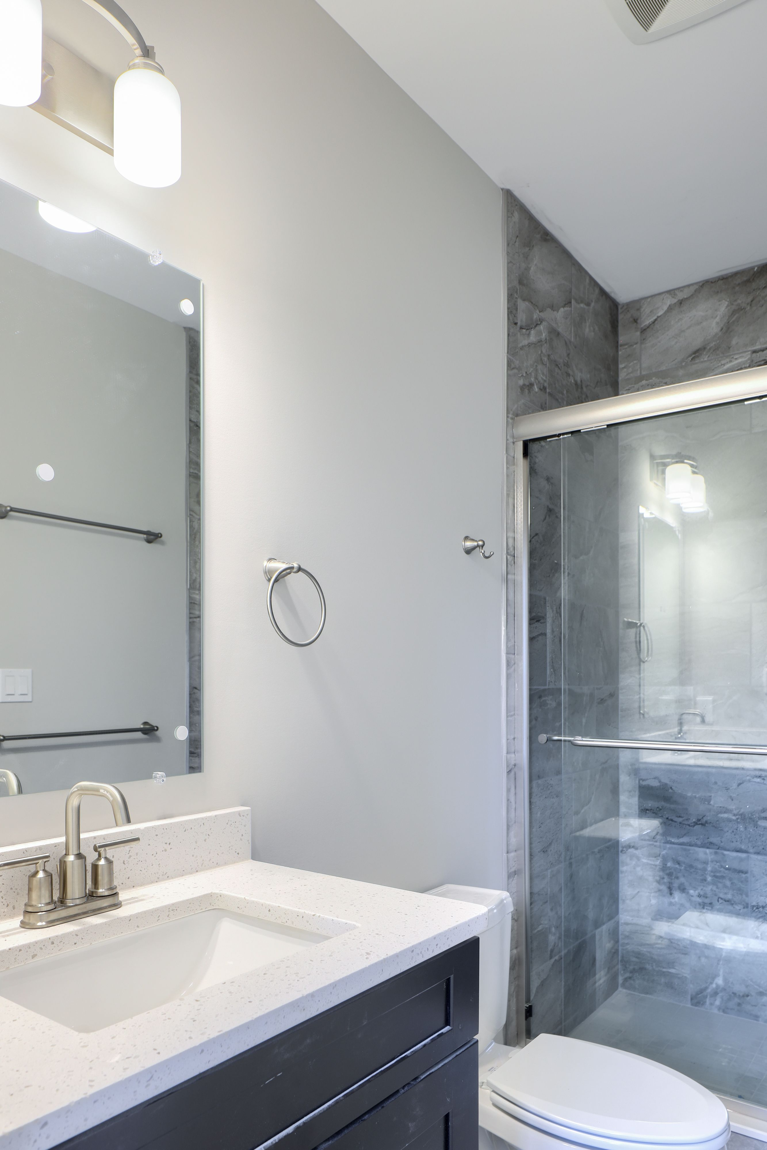 Bathroom featured in the Samson Heritage By Keystone Custom Homes in Baltimore, MD