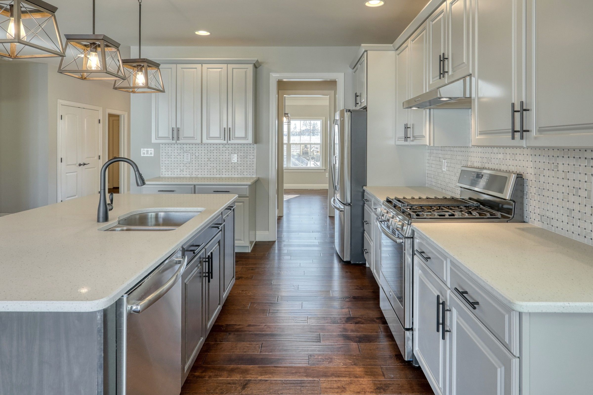 Kitchen featured in the Cambridge Vintage By Keystone Custom Homes in Lancaster, PA