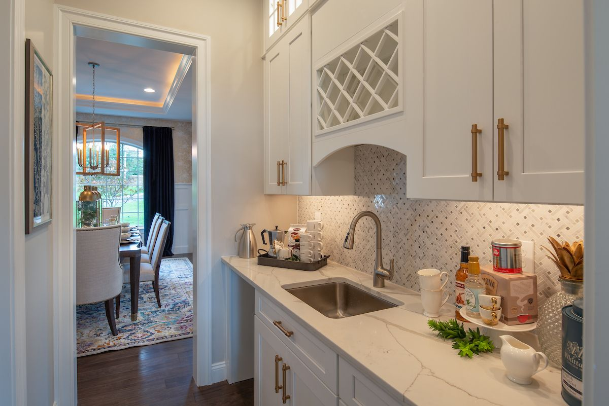 'The Preserve at Marriotts Ridge' by Keystone Custom Homes in Baltimore