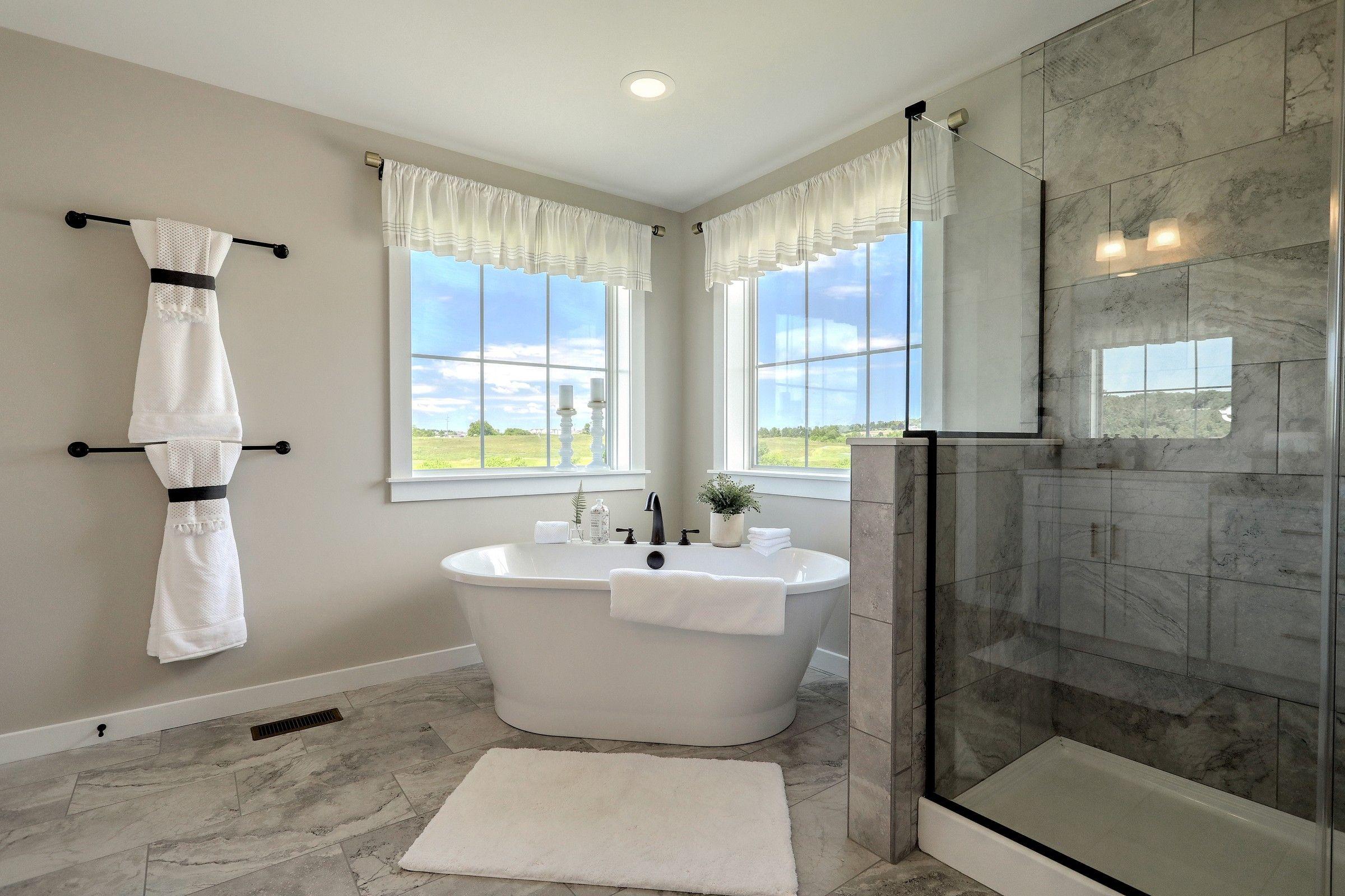 Bathroom featured in the Parker Bordeaux By Keystone Custom Homes in Philadelphia, PA