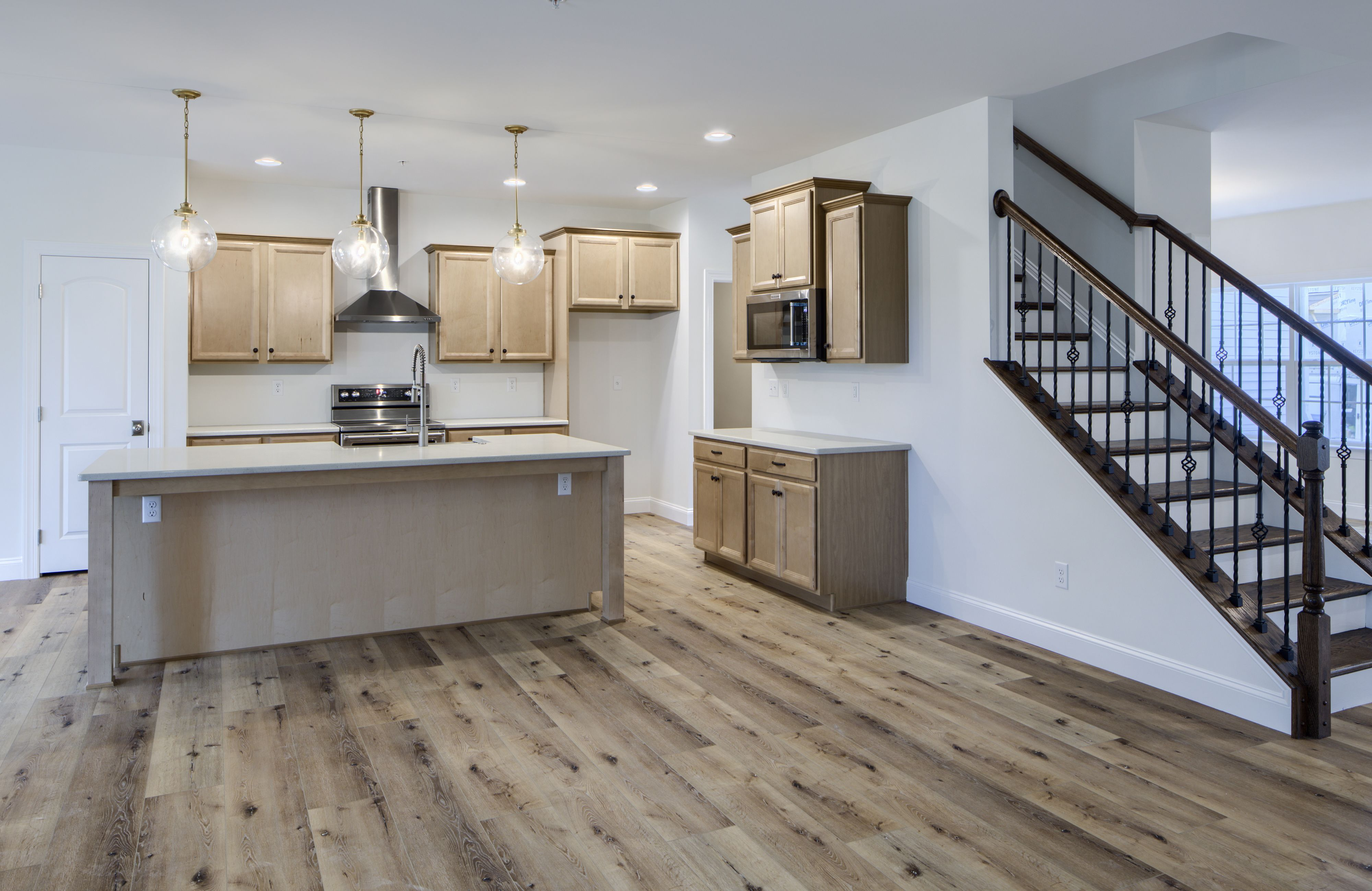 Kitchen featured in the Augusta Vintage By Keystone Custom Homes in Baltimore, MD