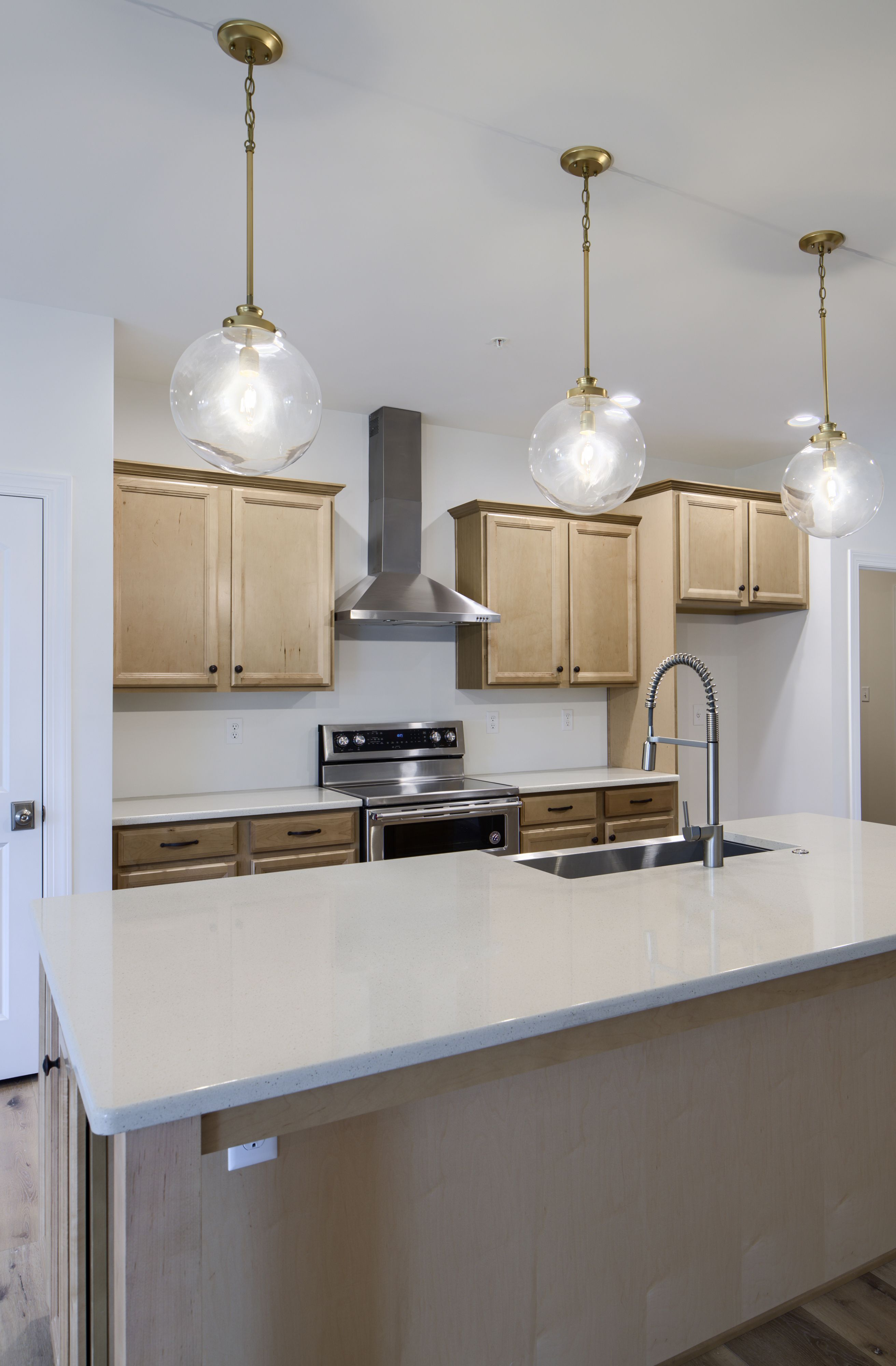 Kitchen featured in the Augusta Manor By Keystone Custom Homes in Baltimore, MD