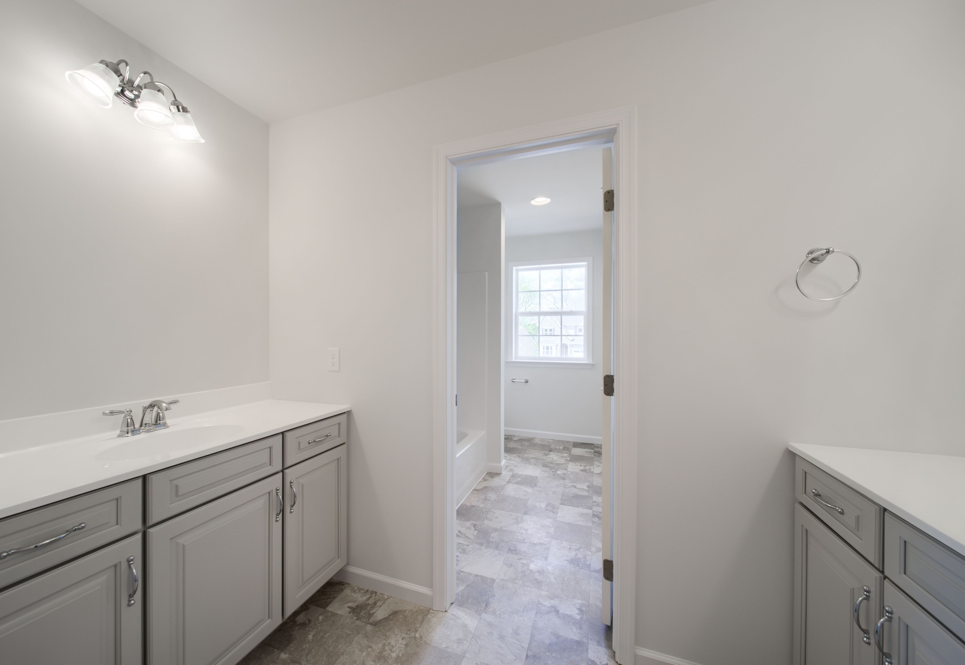 Bathroom featured in the Covington Manor By Keystone Custom Homes in Baltimore, MD