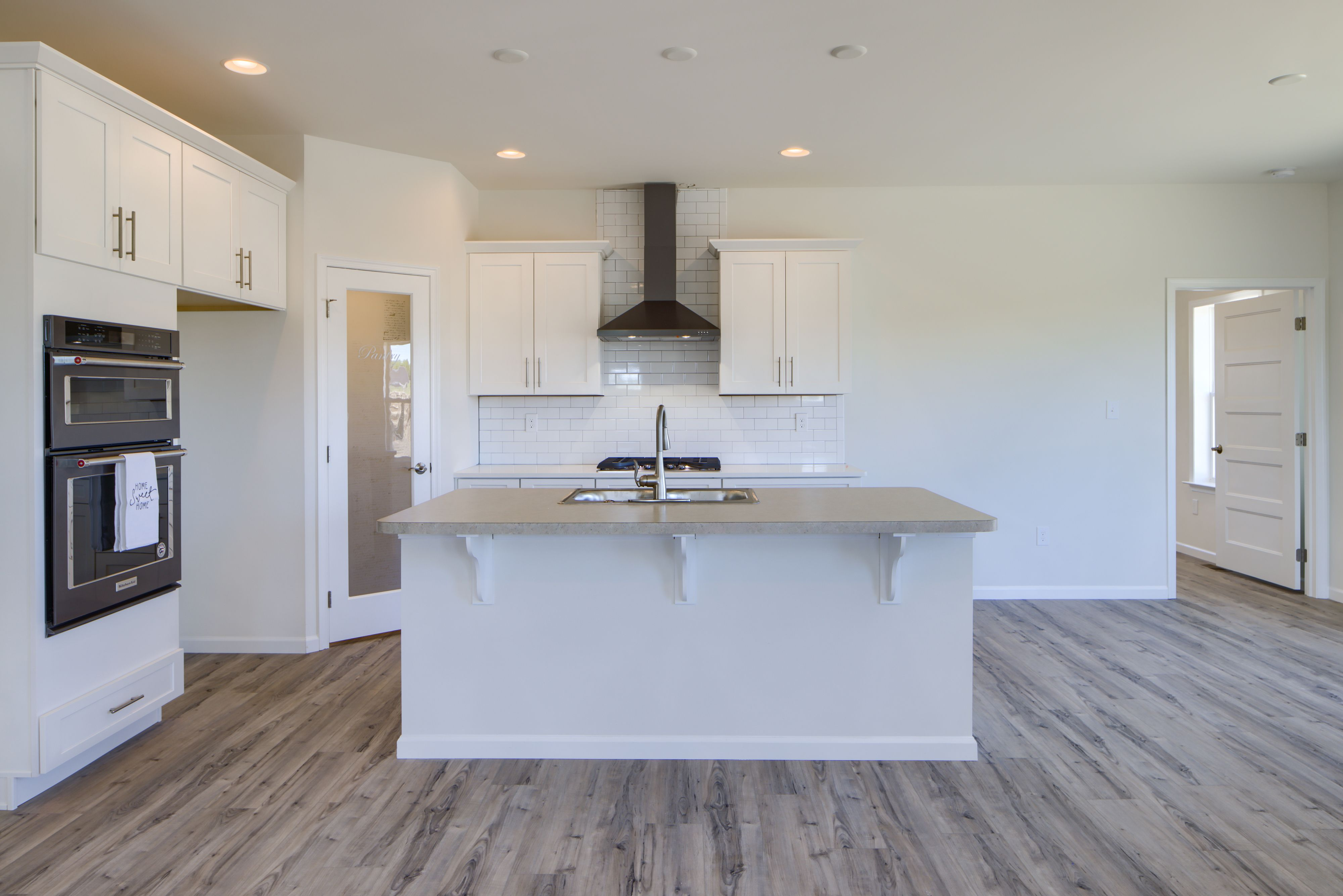 Kitchen featured in the Sycamore Traditional By Keystone Custom Homes in Philadelphia, PA