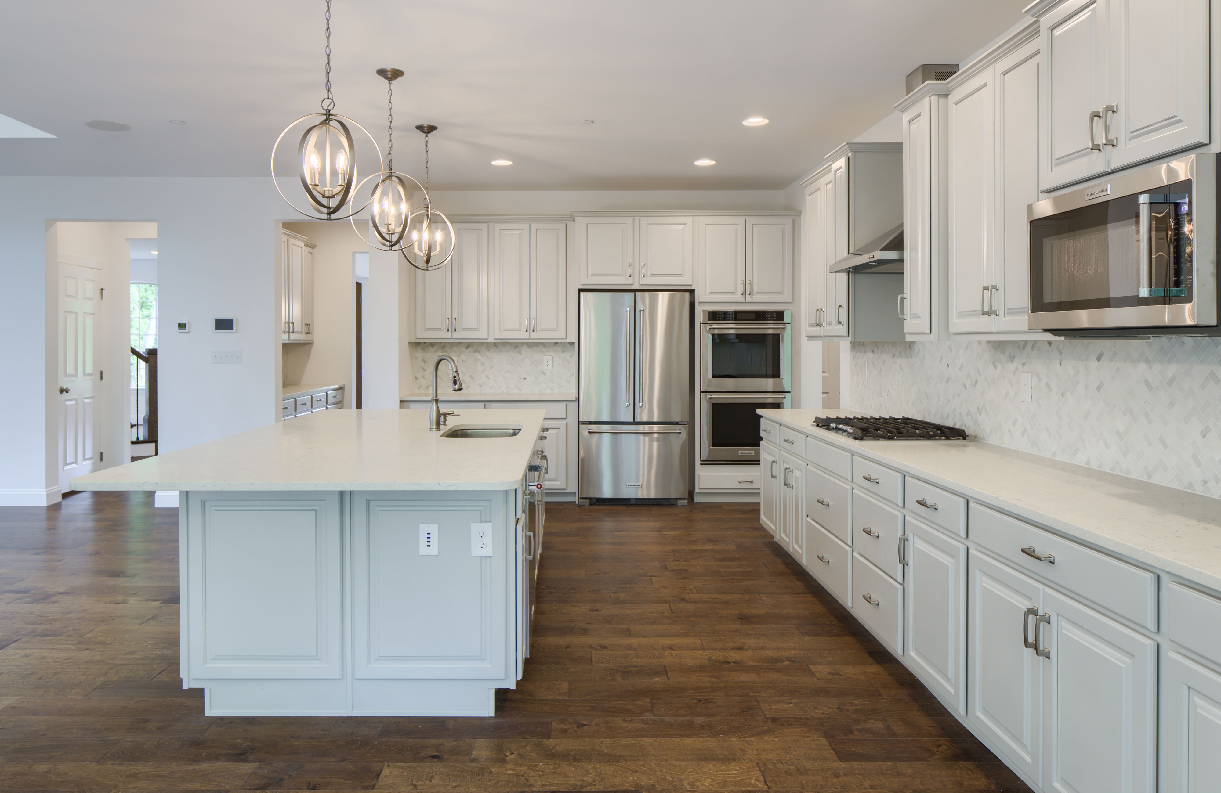 Kitchen featured in the Devonshire Traditional By Keystone Custom Homes in York, PA