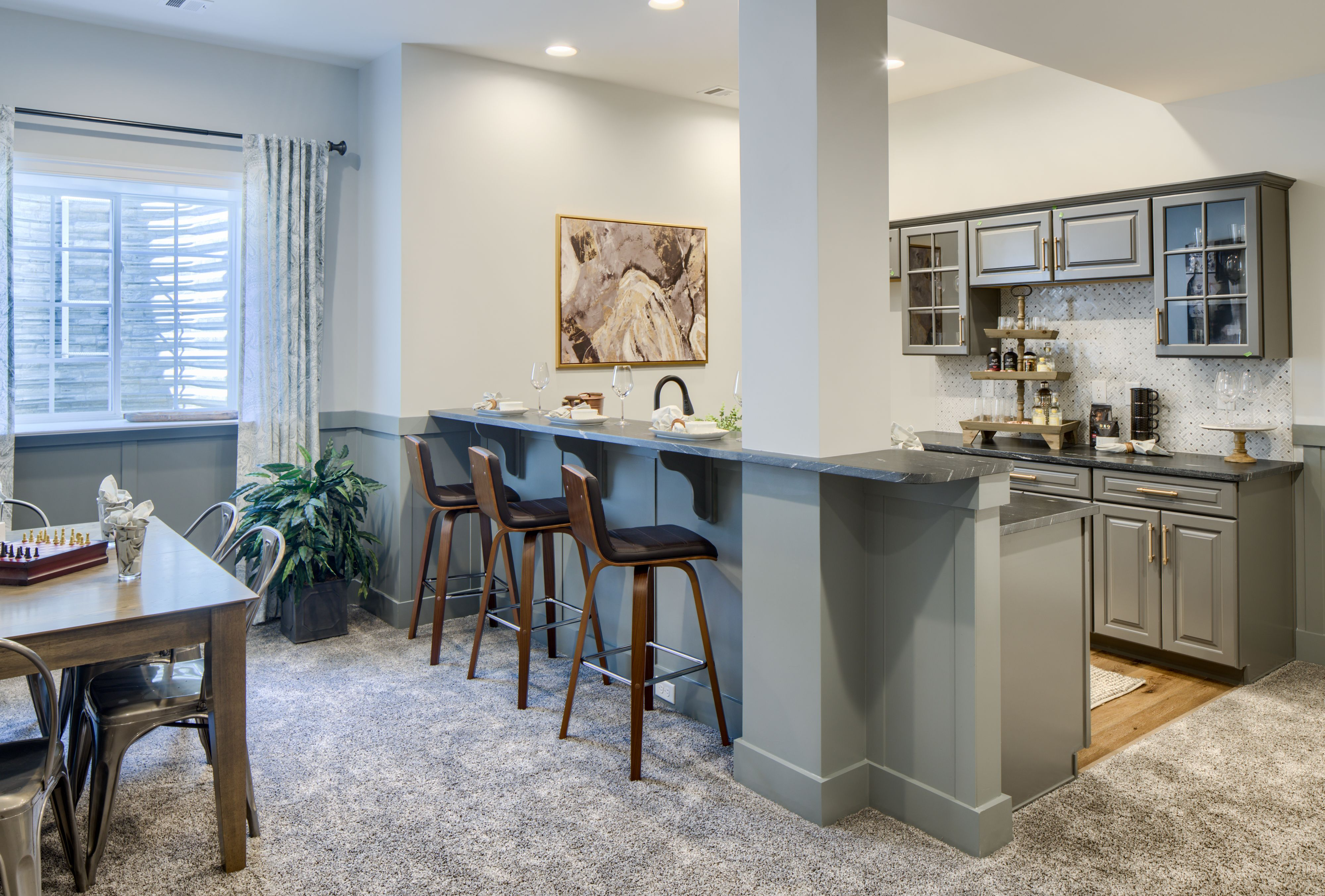 Living Area featured in the Manchester Heritage By Keystone Custom Homes in Harrisburg, PA