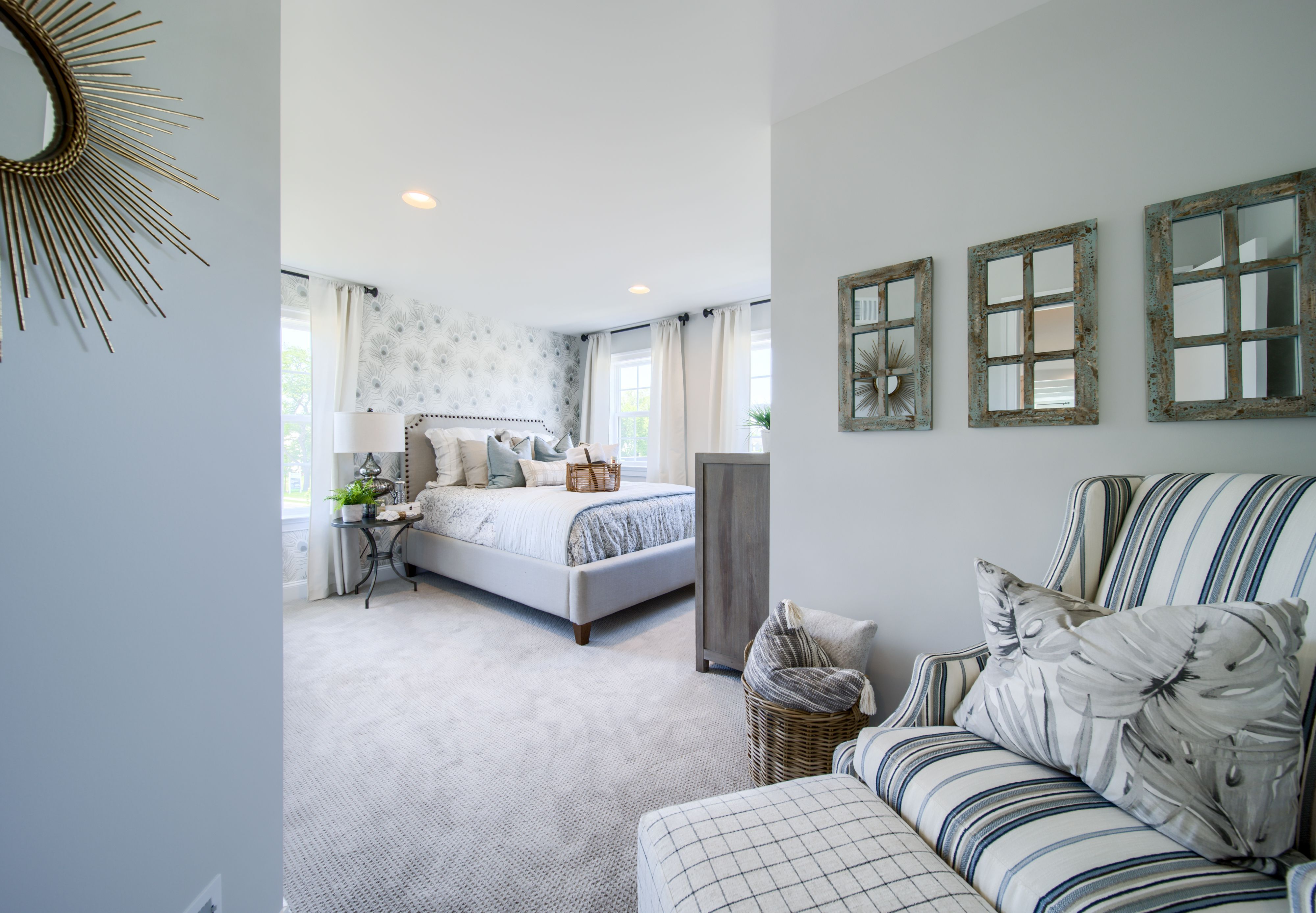 Bedroom featured in the Manchester Manor By Keystone Custom Homes in Lancaster, PA