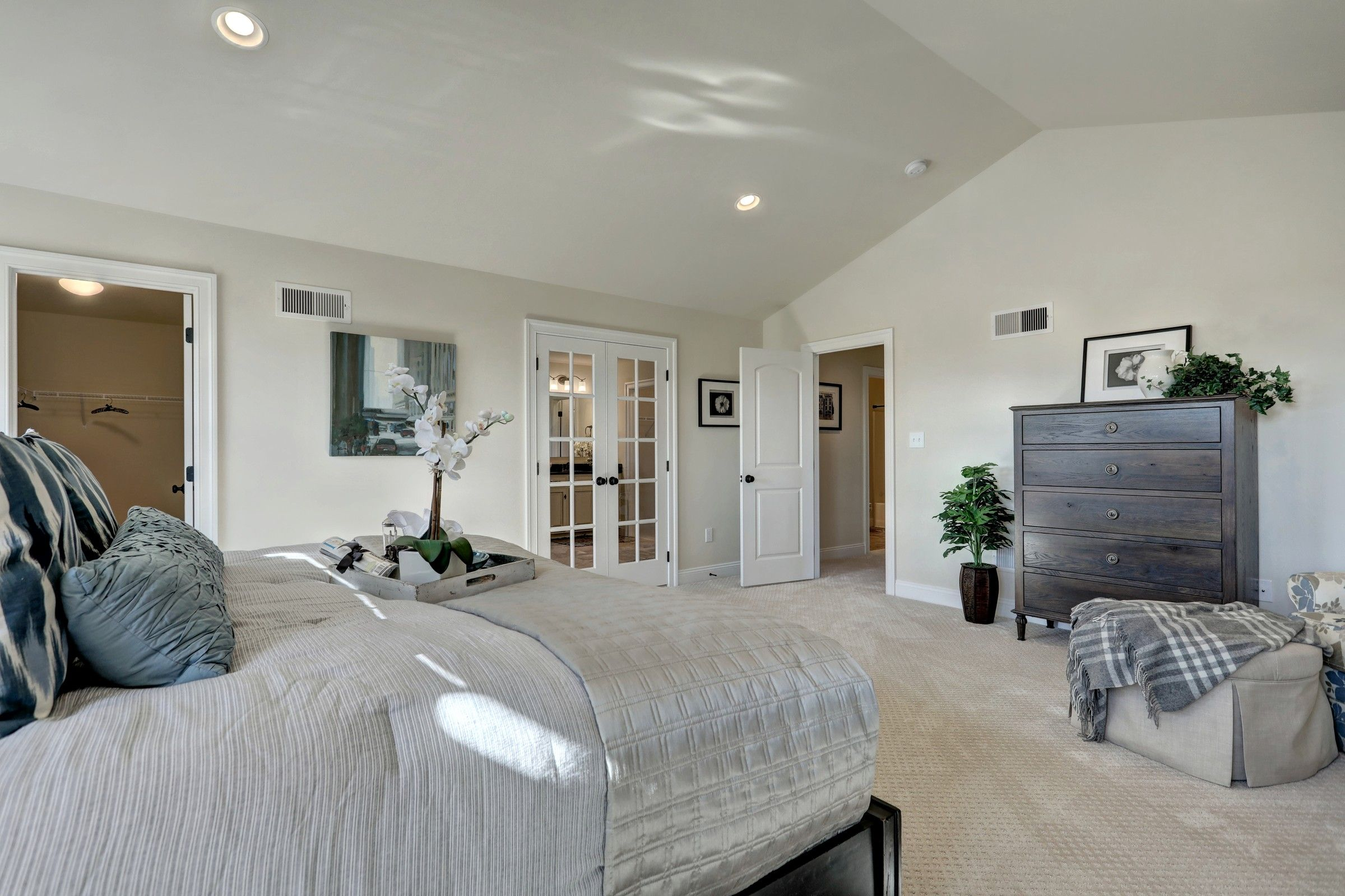 Bedroom featured in the Parker Farmhouse By Keystone Custom Homes in York, PA