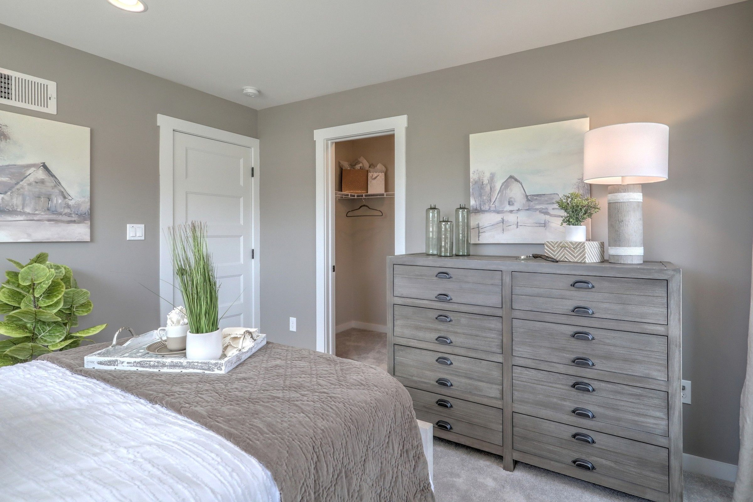 Bedroom featured in the Parker Normandy By Keystone Custom Homes in Lancaster, PA