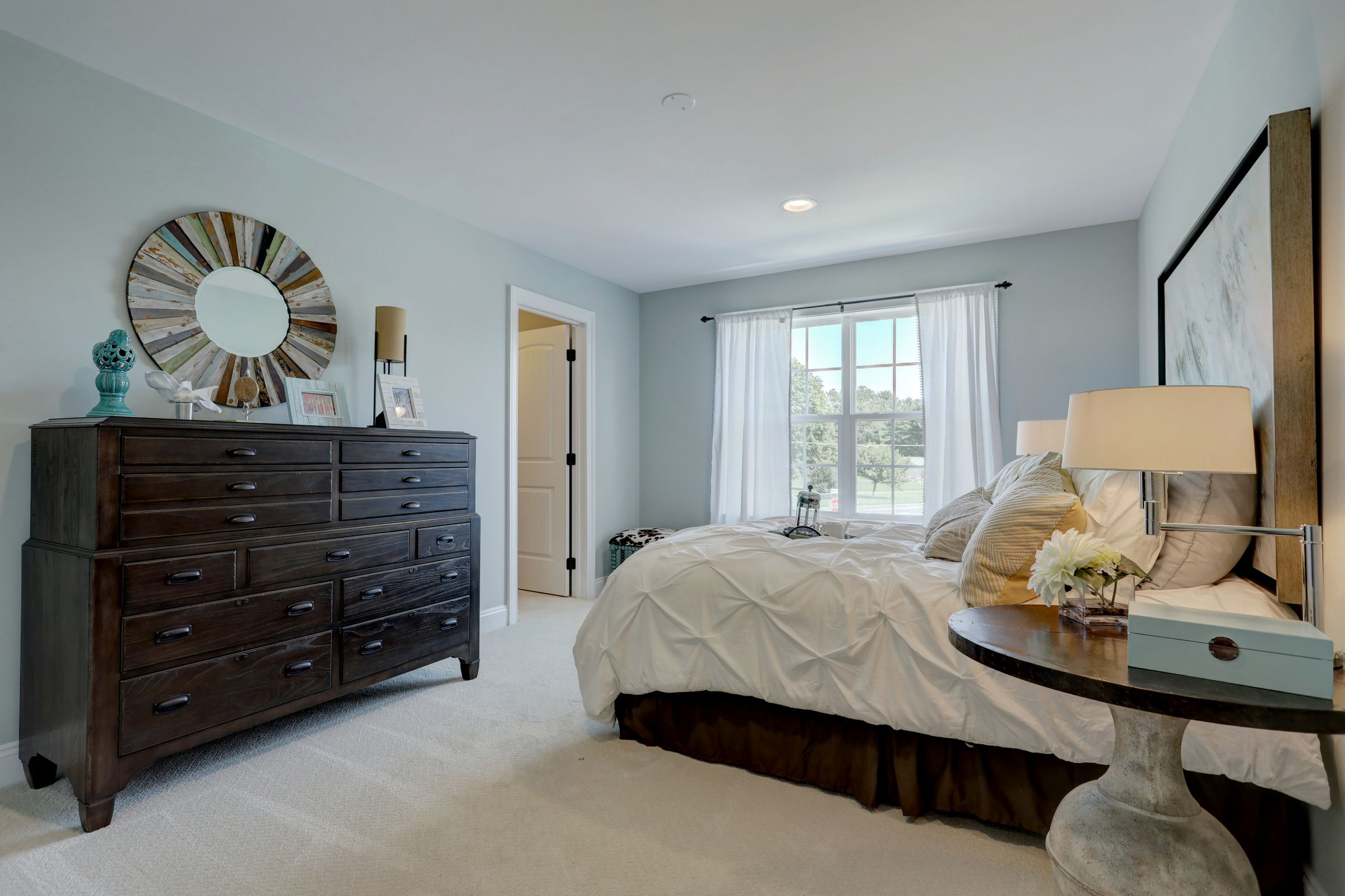 Bedroom featured in the Ethan Bordeaux By Keystone Custom Homes in Washington, MD