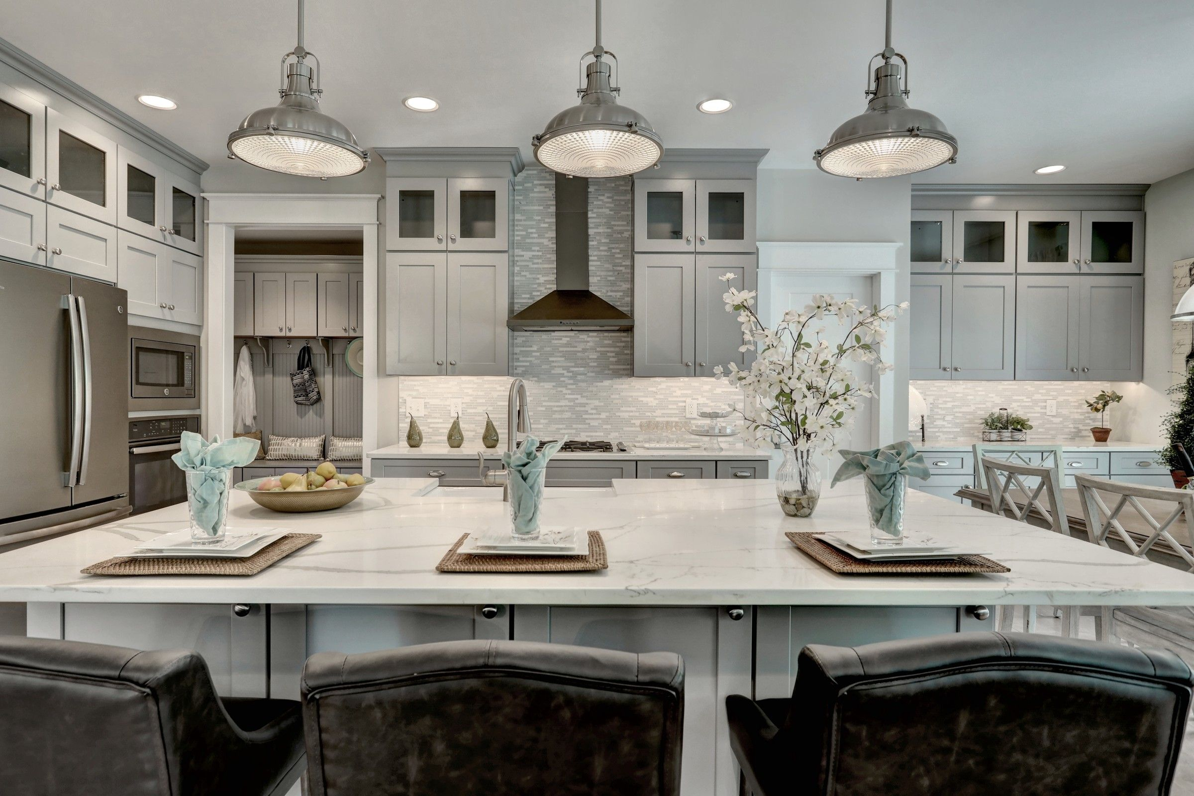 Kitchen featured in the Covington Vintage By Keystone Custom Homes in Baltimore, MD