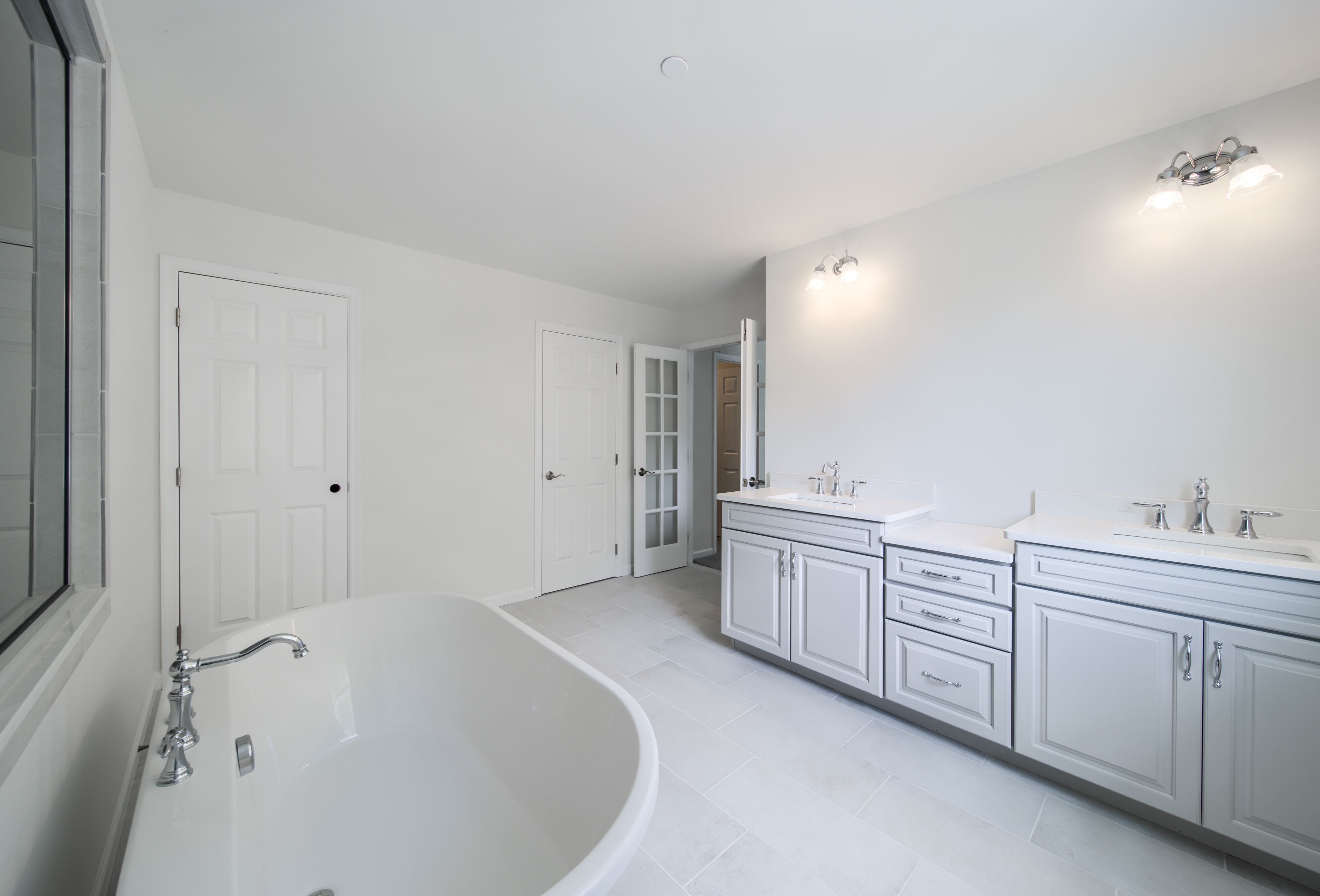 Bathroom featured in the Covington Vintage By Keystone Custom Homes in Baltimore, MD