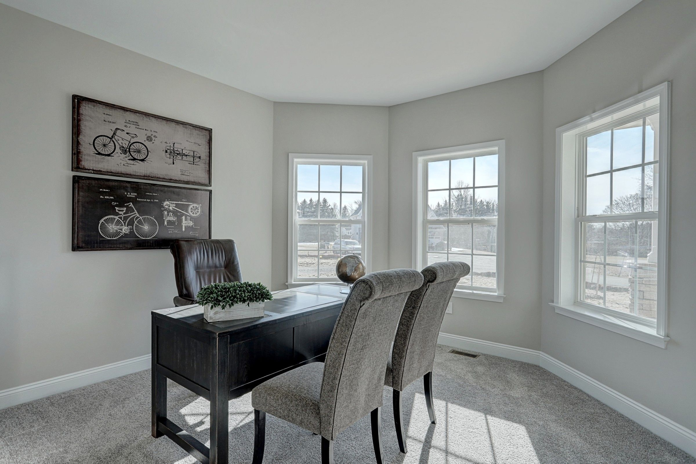 Living Area featured in the Covington Farmhouse By Keystone Custom Homes in Baltimore, MD