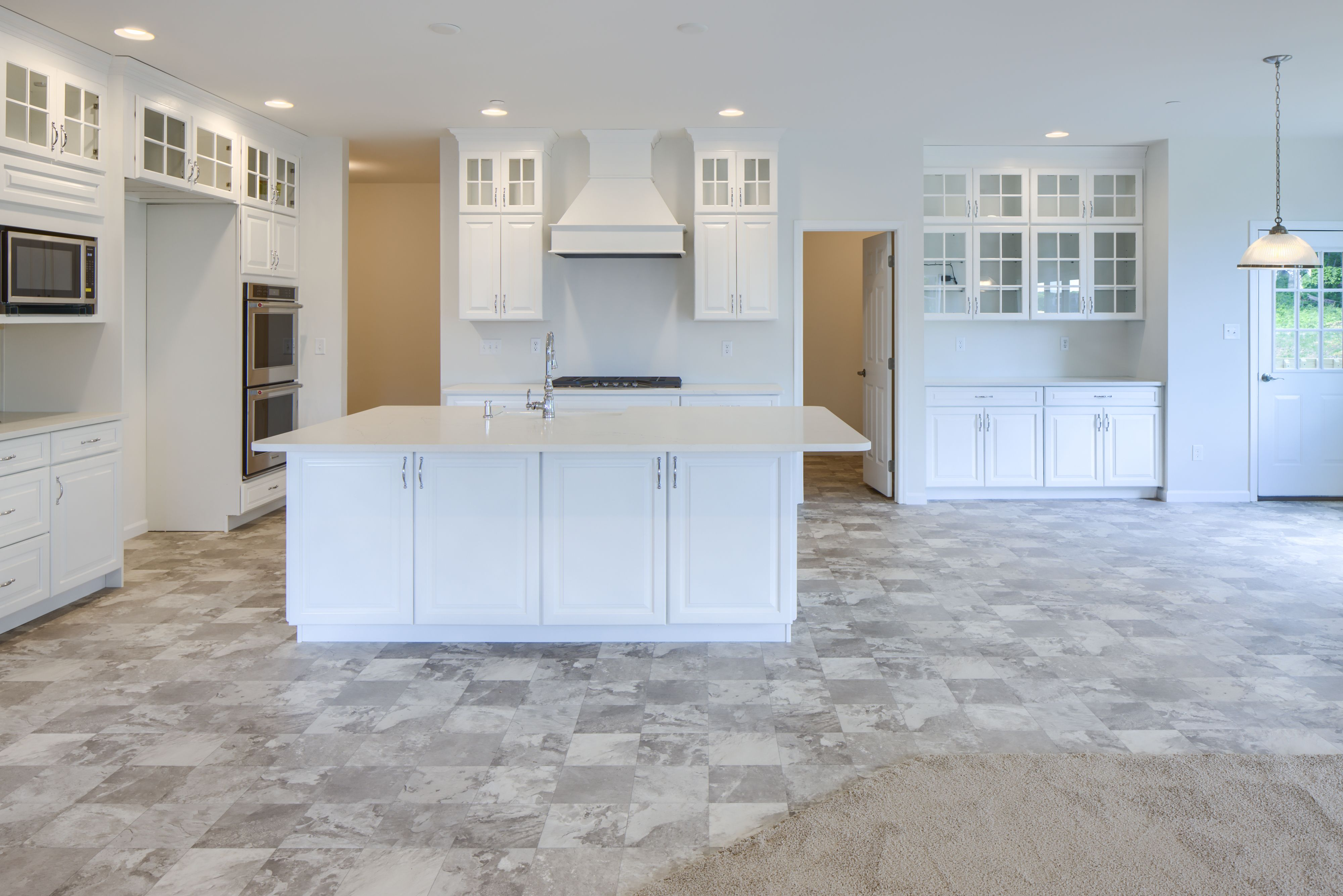 Kitchen featured in the Covington Traditional By Keystone Custom Homes in Baltimore, MD