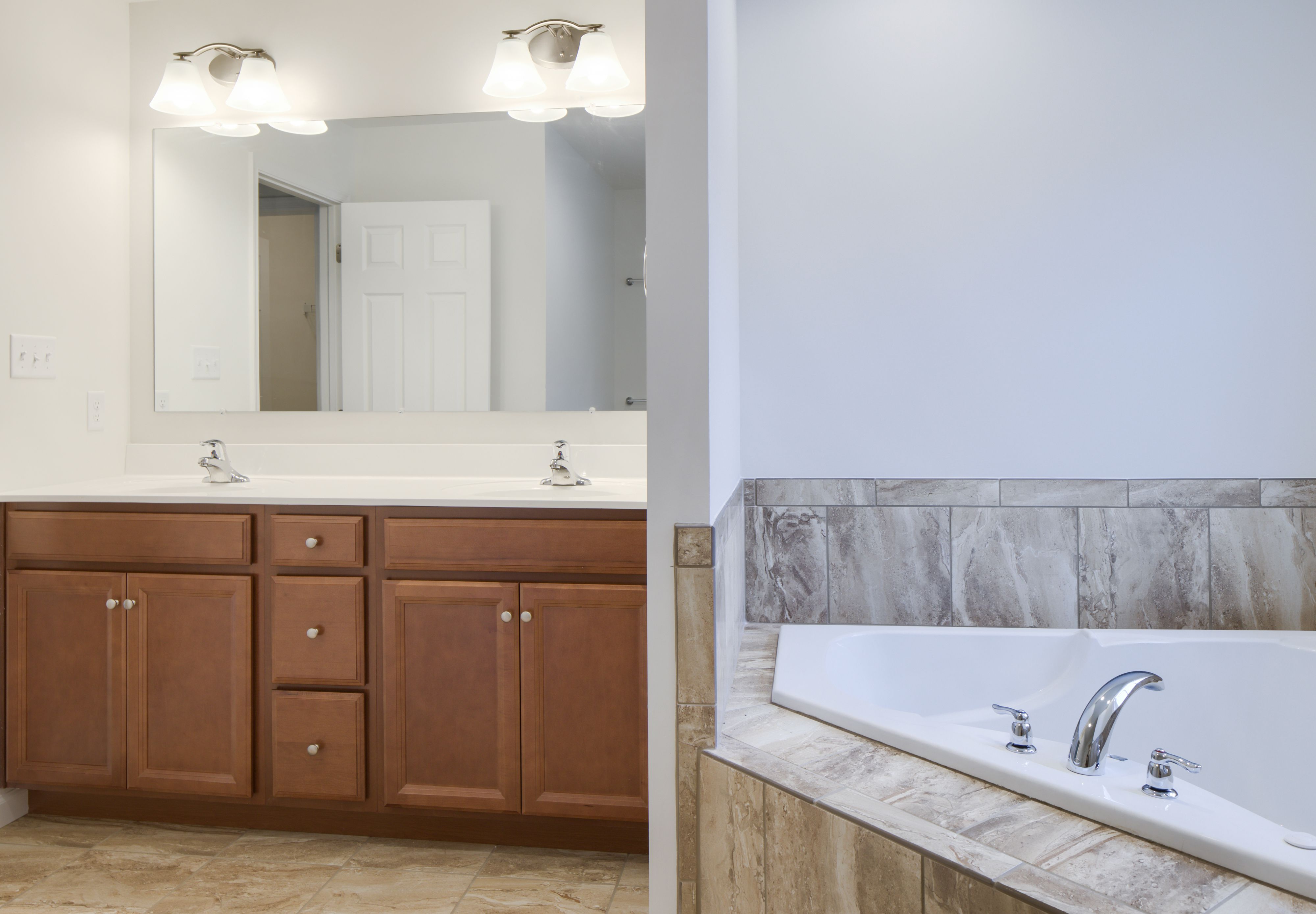 Bathroom featured in the Devonshire Vintage By Keystone Custom Homes in Baltimore, MD