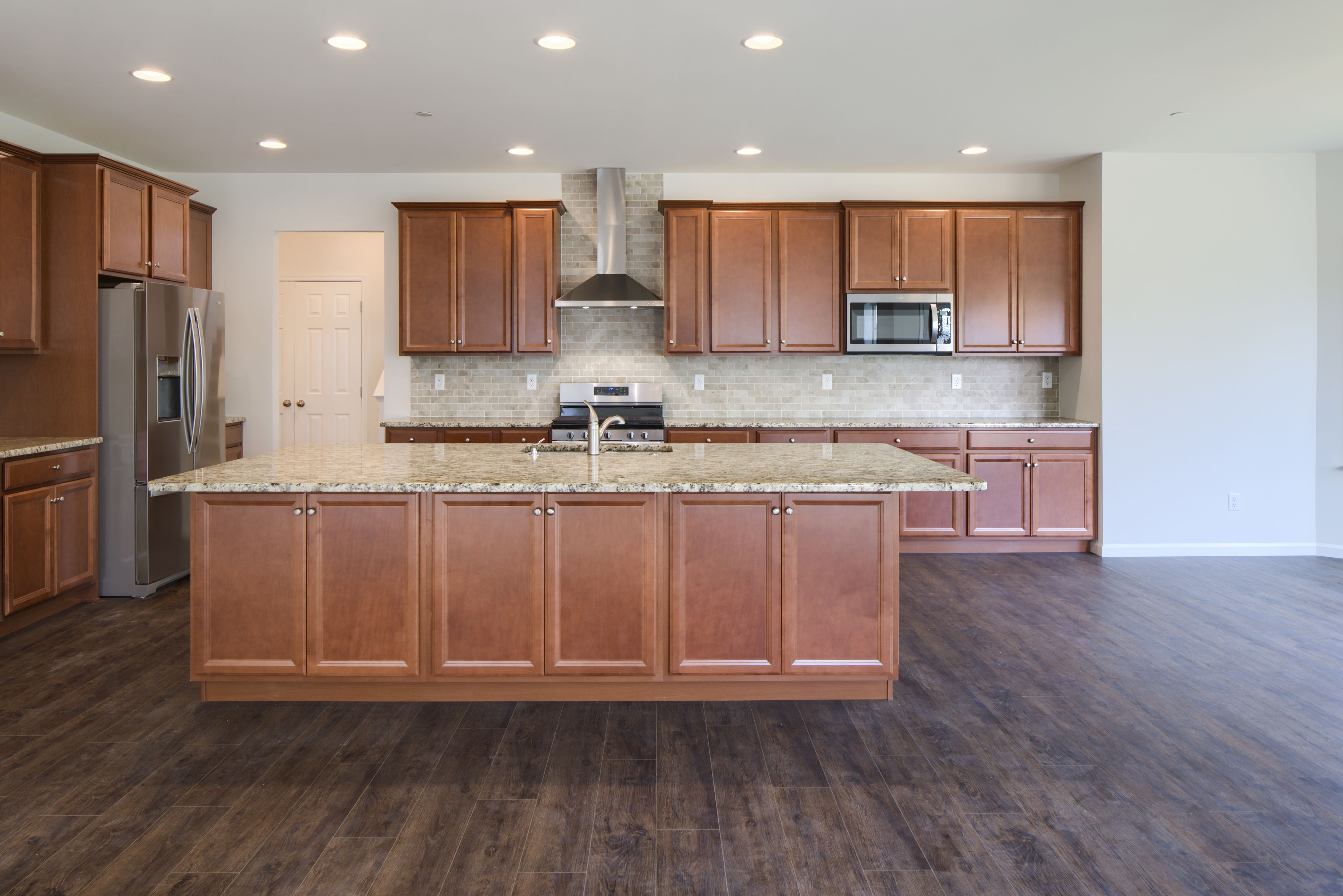 Kitchen featured in the Devonshire Vintage By Keystone Custom Homes in Baltimore, MD