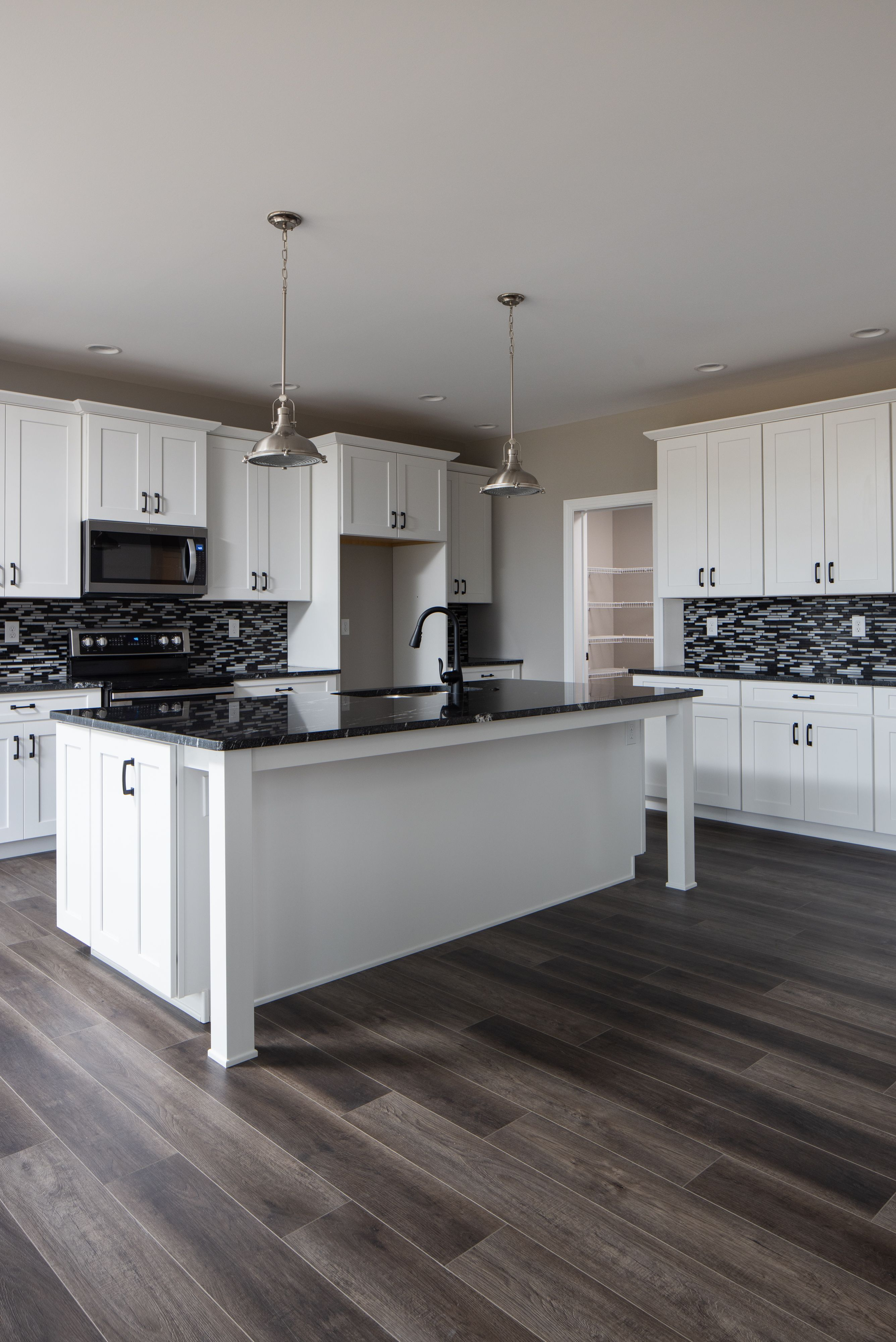 Kitchen featured in the Hawthorne Heritage By Keystone Custom Homes in Baltimore, MD