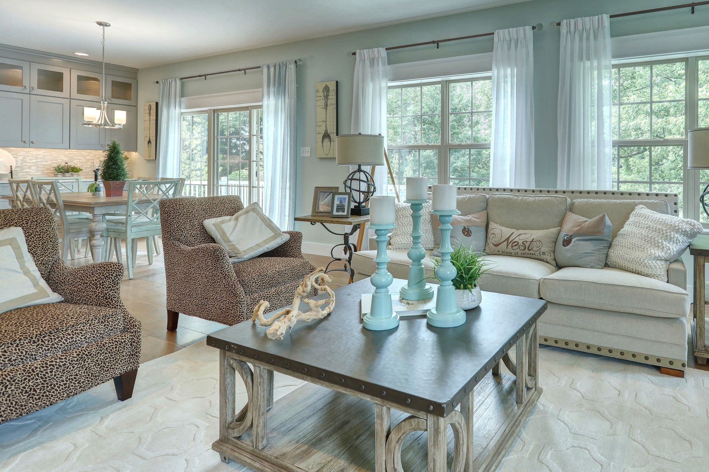 Living Area featured in the Covington Heritage By Keystone Custom Homes in Baltimore, MD