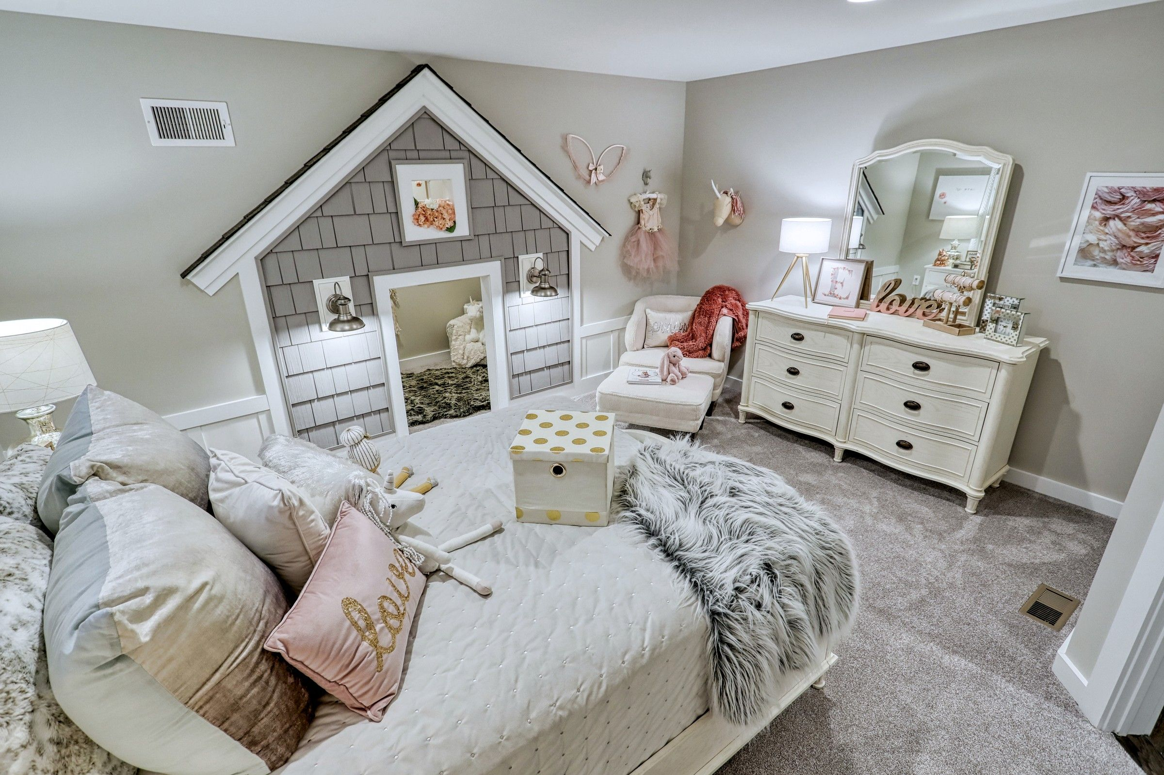 Bedroom featured in the Covington Heritage By Keystone Custom Homes in Baltimore, MD
