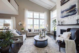 Morgan Farmhouse - End Unit - Alt. Elev. - Kellerton Villas: Frederick, Maryland - Keystone Custom Homes
