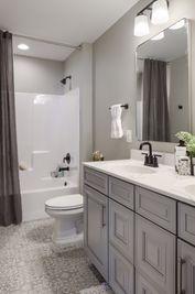 Morgan Traditional - Inside Unit - Kellerton Villas: Frederick, Maryland - Keystone Custom Homes