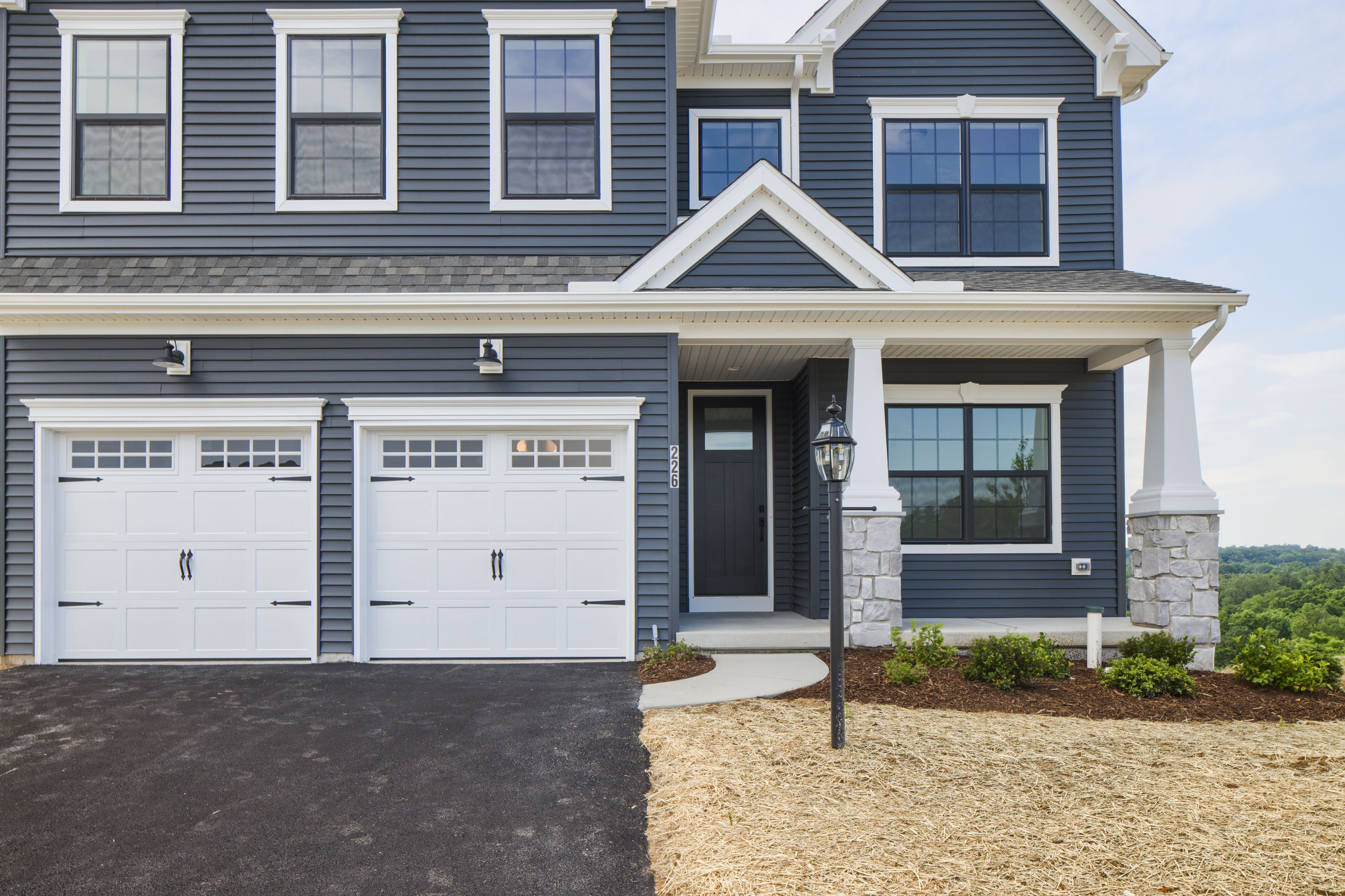 Exterior featured in the Lachlan Vintage By Keystone Custom Homes in York, PA