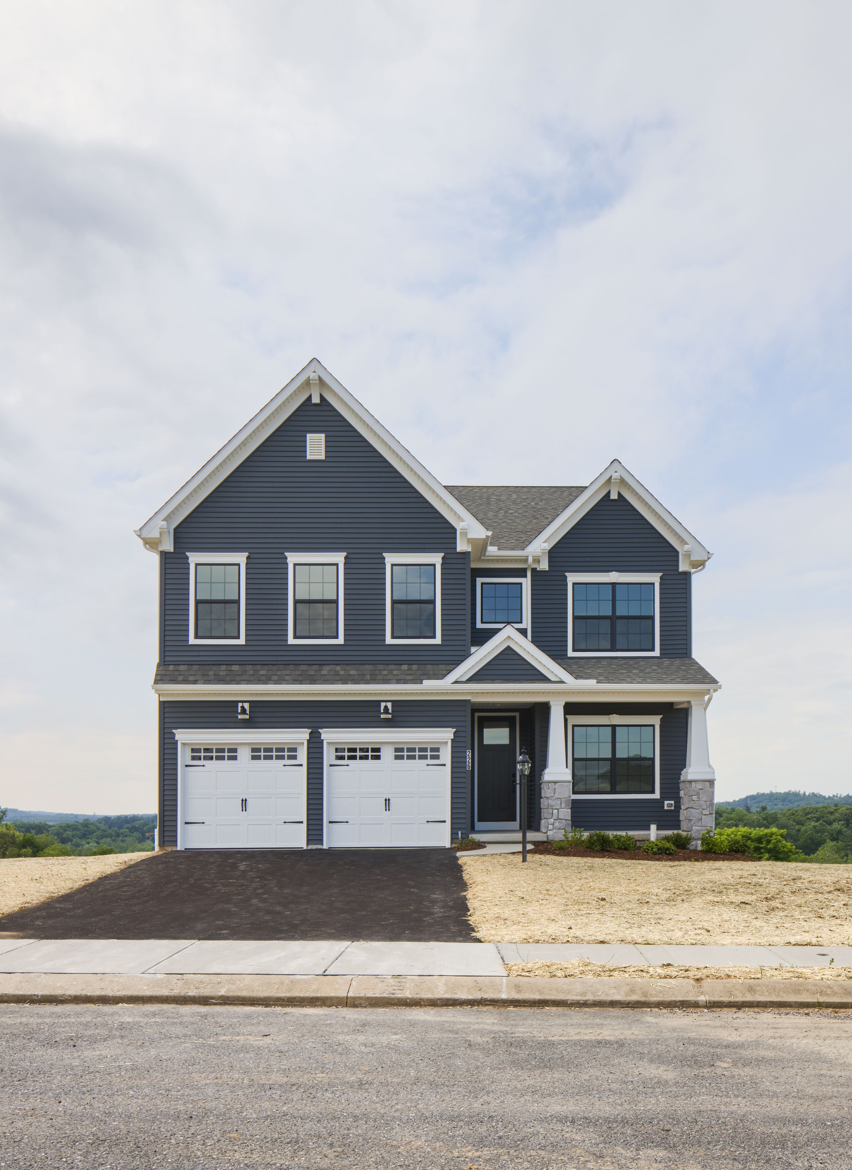 Exterior featured in the Lachlan Vintage By Keystone Custom Homes in Lancaster, PA