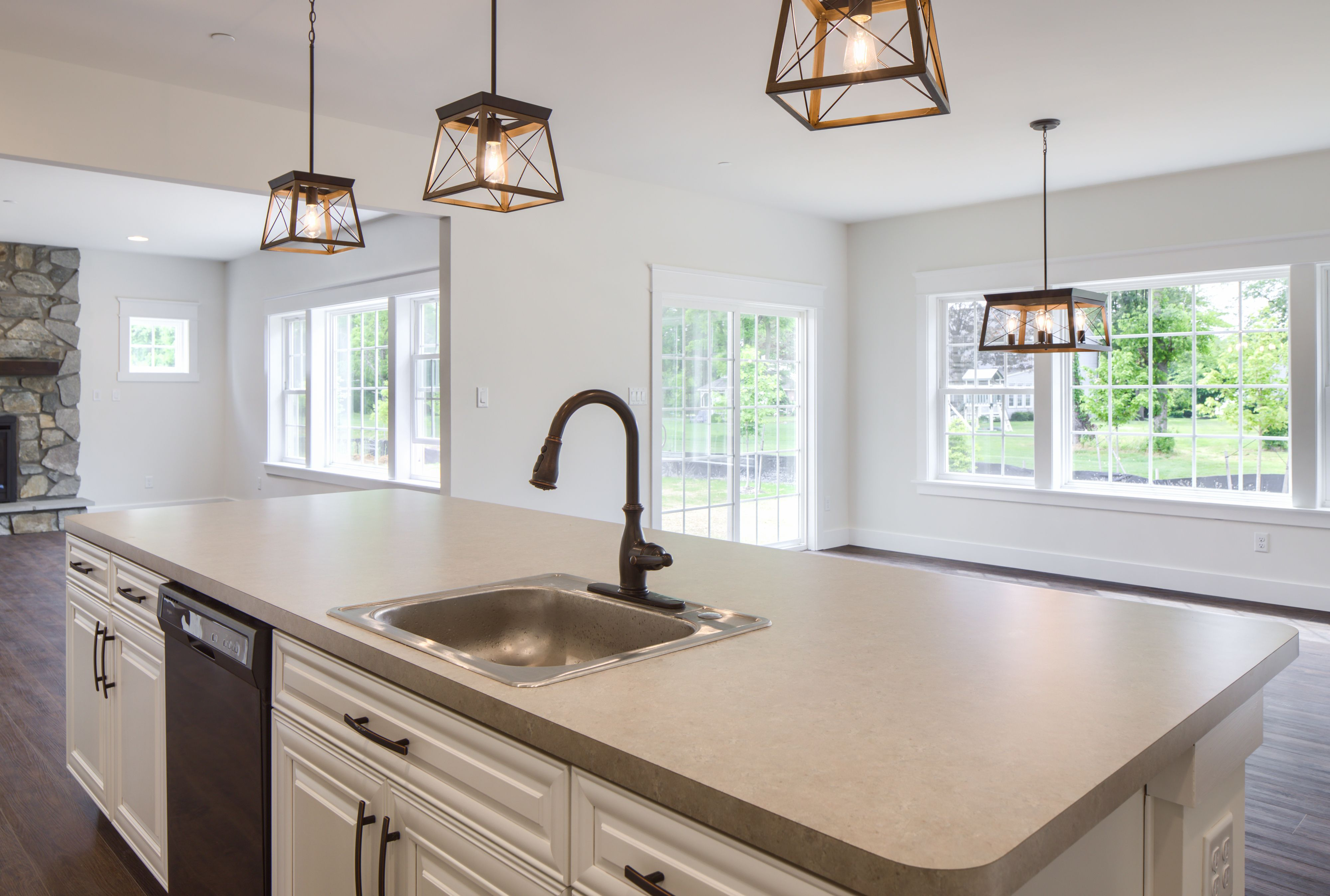Kitchen featured in the Ethan Heritage By Keystone Custom Homes in Baltimore, MD