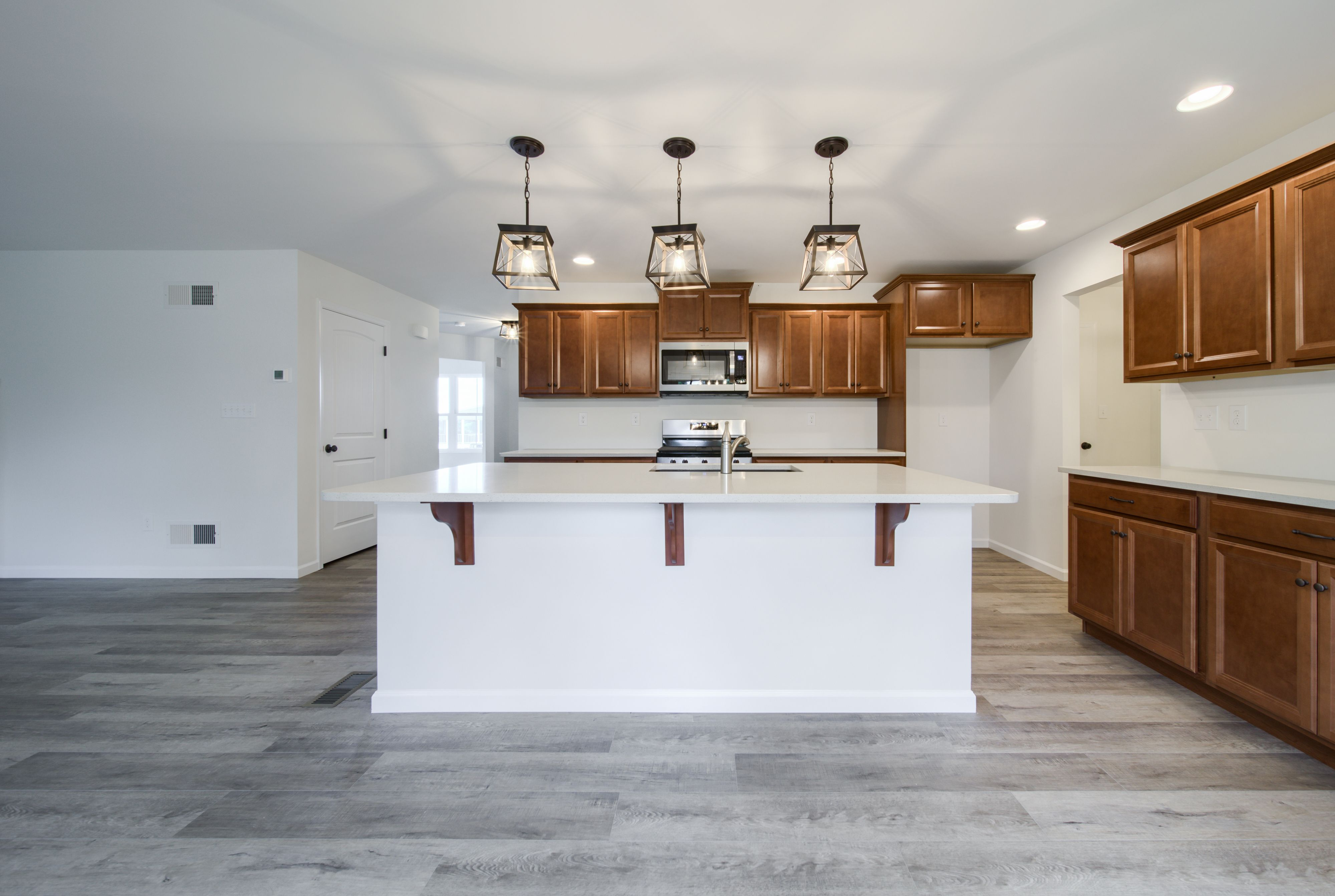 Kitchen featured in the Lachlan Vintage By Keystone Custom Homes in Lancaster, PA