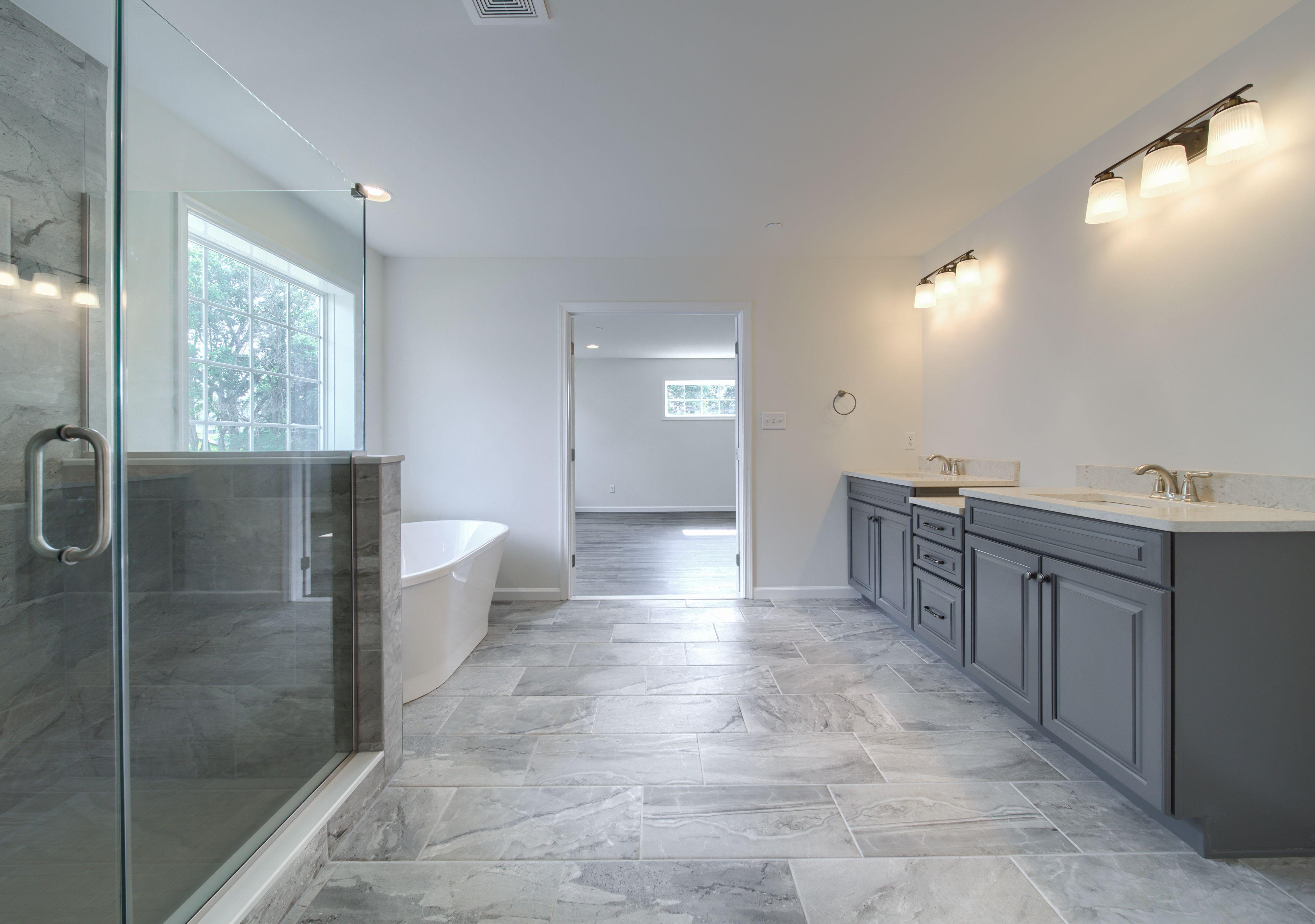 Bathroom featured in the Hawthorne Farmhouse By Keystone Custom Homes in Washington, MD