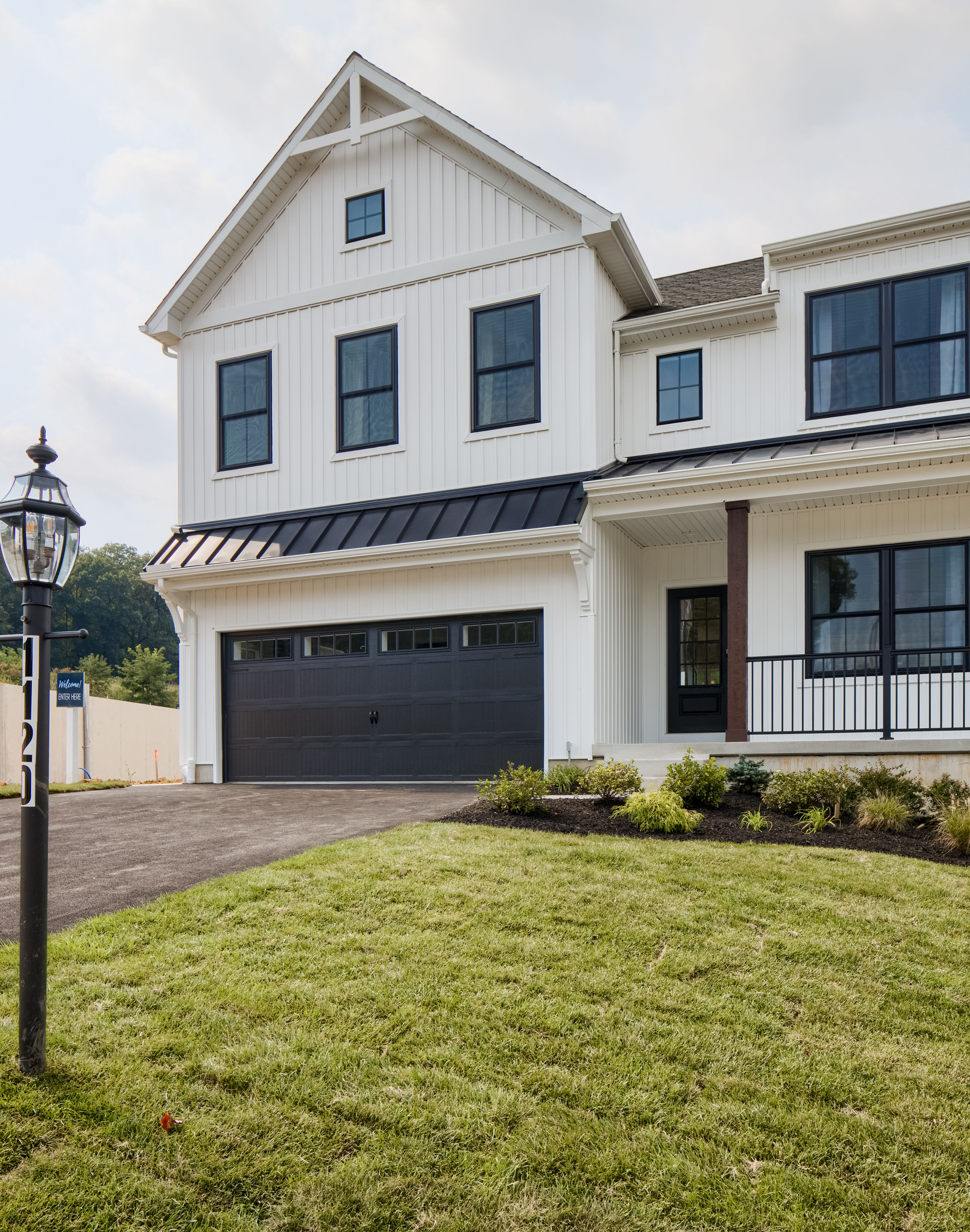 Exterior featured in the Lachlan Traditional By Keystone Custom Homes in York, PA