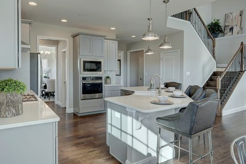 Kitchen-in-Nottingham Manor-at-Mount Airy-in-Shrewsbury