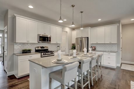 Kitchen-in-Oxford Traditional-at-Buckingham Preserve-in-Douglassville