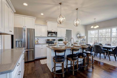 Kitchen-in-Windsor Normandy-at-Hunter Creek-in-York