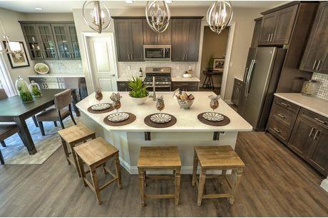 Kitchen-in-Covington Vintage-at-Bishop Woods-in-Elizabethtown