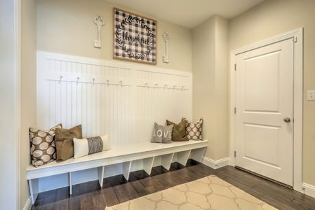 Mud Room In Covington Traditional At Hunter Creek