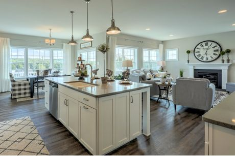 Greatroom-and-Dining-in-Augusta Normandy-at-Rolling Meadows-in-Manchester