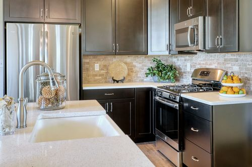 Kitchen-in-Parker Normandy-at-Cool Springs at Charlestown-in-North East