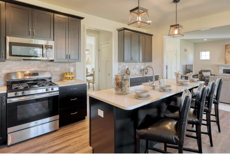 Kitchen-in-Parker Traditional-at-The Views at Laurel Vistas-in-Windsor