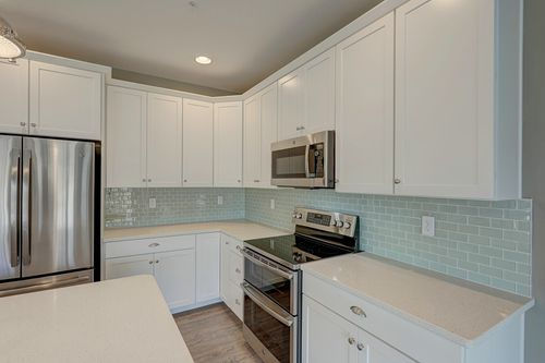 Kitchen-in-Ethan English Cottage-at-London Croft-in-Annville