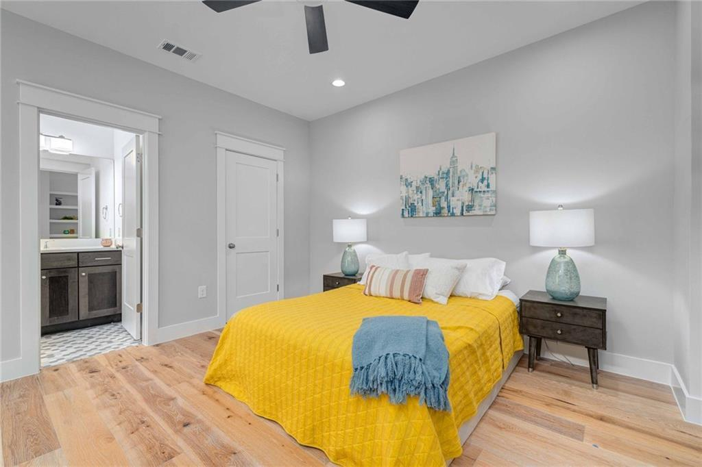 Bedroom featured in the Custom By Kiligray LLC in Austin, TX