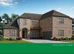 Manor - Potranco Ranch: Castroville, Texas - Kindred Homes