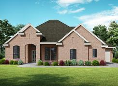 Laurel - Potranco Oaks: Castroville, Texas - Kindred Homes