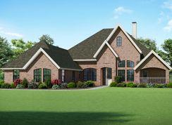 Jayden II - Steven's Ranch: San Antonio, Texas - Kindred Homes