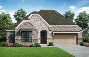 Granada - Steven's Ranch: San Antonio, Texas - Kindred Homes