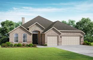 Garner - Steven's Ranch: San Antonio, Texas - Kindred Homes