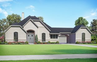Travis - Potranco Ranch: Castroville, Texas - Kindred Homes