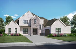 Chalet - Potranco Oaks: Castroville, Texas - Kindred Homes